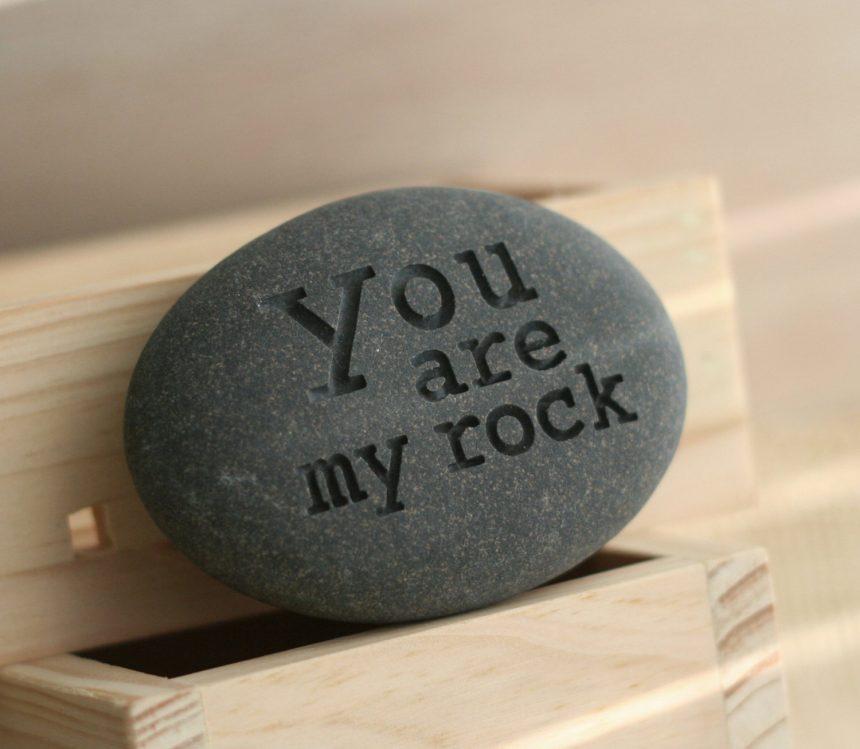 Mijn rots, mijn vesting zijt Gij