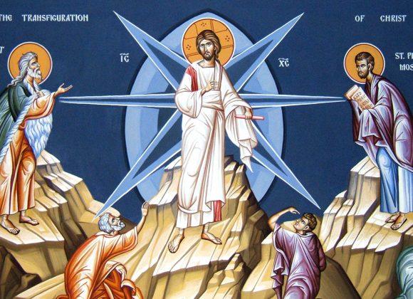 Gedaanteverandering van Jezus