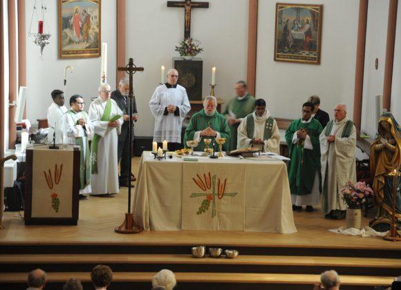 Officiële Opening van onze nieuwe communiteit in Hoofddorp